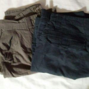 Other - Bundle Size 34 Name Brand Cargo Shorts